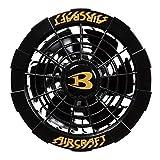 BURTLE バートル 春夏用 エアークラフトファンユニット AC240 35 ブラック F