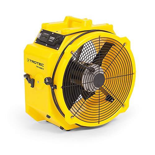 TROTEC TTV 4500 S Axialventilator, Ventilator, Axialgebläse mit 5.000 m³/h
