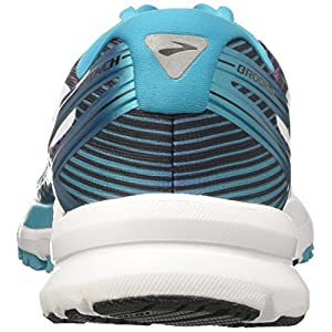 Brooks Launch 4 Running Women's Shoes Size, 7, Teal Victory/White/Black