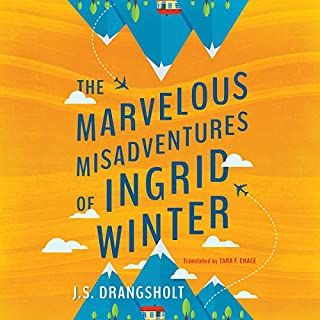 The Marvelous Misadventures of Ingrid Winter                   By:                                                                                                                                 J. S. Drangsholt,                                                                                        Tara Chace - translation                               Narrated by:                                                                                                                                 Saskia Maarleveld                      Length: 5 hrs and 53 mins     71 ratings     Overall 3.1