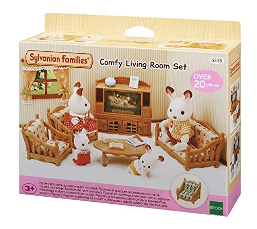 Sylvanian Families 5339 Landhaus Wohnzimmer - Puppenhaus Einrichtung Möbel
