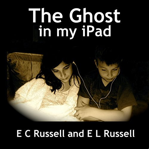 The Ghost in My iPad audiobook cover art