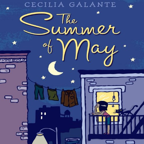 The Summer of May audiobook cover art