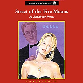 Street of the Five Moons audiobook cover art