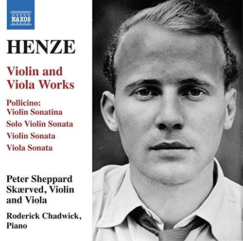Violin And Viola Works - Opere Per Violino E Viola