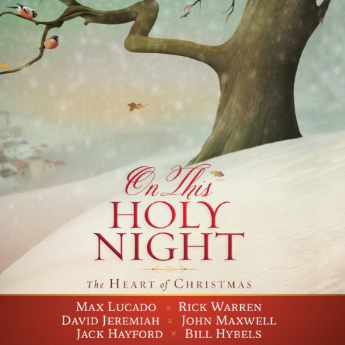 On This Holy Night audiobook cover art
