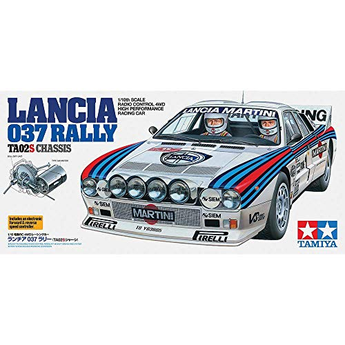 RC Rally Car kaufen Rally Car Bild 1: 1:10 Lancia 037 Rallye Bausatz*