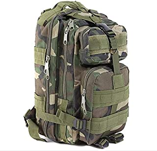Outdoor Sport Military Tactical Backpack Molle Rucksacks Camping Hiking Trekking Bag