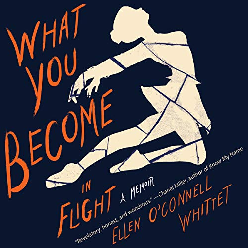 What You Become in Flight audiobook cover art