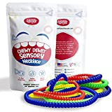 Everyday Educate Sensory Chew Necklace for Boys and...