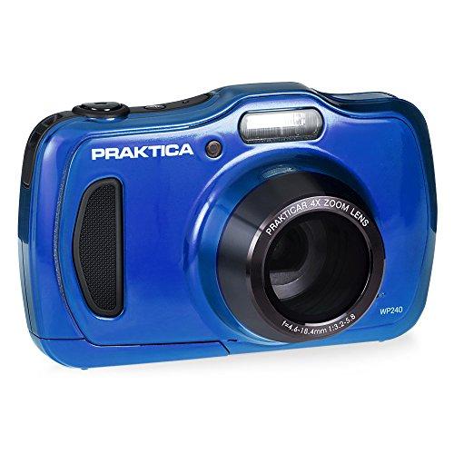 """Praktica Luxmedia WP240 20MP 1/2.3"""" CCD 5152 x 3864pixels Cámara compacta 20MP 1/2.3"""" CCD 5152 x 3864Pixeles Azul - Cámara Digital (20 MP, 5152 x 3864 Pixeles, 1/2.3"""", CCD, 4X, Azul)"""