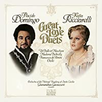 Pl?cido Domingo: Great Love Duets by Placido Domingo (2012-07-31)
