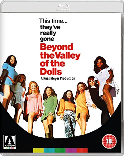Beyond the Valley of the Dolls / The Seven Minutes - 2-Disc Set ( ) [ UK Import ] (Blu-Ray)