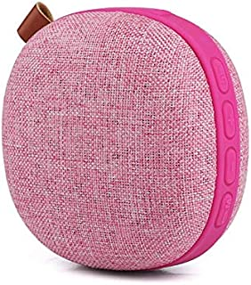 Awei Y260 Wireless Bluetooth Speaker Outdoor Portable Stereo Speaker with Built-In Mic - Pink