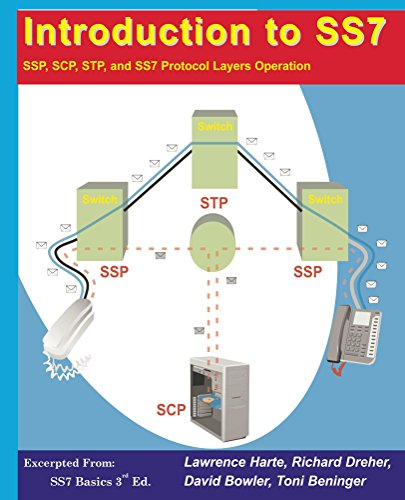 Introduction to SS7: SSP, SCP, STP, and SS7 Protocol Layers Operations (English Edition)