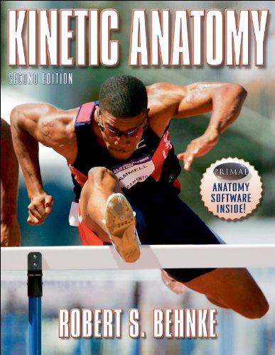 Kinetic Anatomy, 2nd Edition (Book & CD Rom)