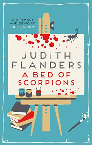 Flanders, J: A Bed of Scorpions (Sam Clair)