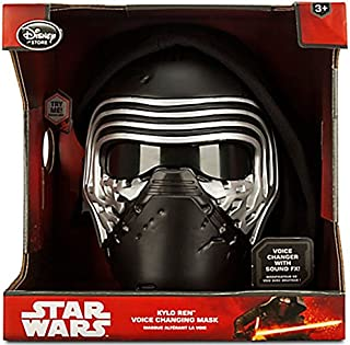 Star Wars The Force Awakens Kylo Ren Voice Changing Mask Exclusive Roleplay Toy