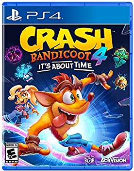 Crash 4: It's About Time for PS4 or Xbox One