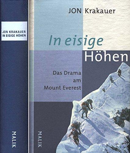 Buchseite und Rezensionen zu 'In eisige Höhen - Das Drama am Mount Everest' von