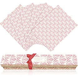 A soft drawer liner will add pleasant fragrance to your home. A delightful scent will freshen your clothes and get rid of unwanted smells from your old or new drawers. Six drawer liners, to scent and decorate cupboards, every sheet size 42 cm x 58 cm...