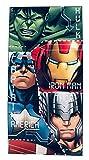 Marvel Toalla Microfibra Avengers Vengadores 70x140cm