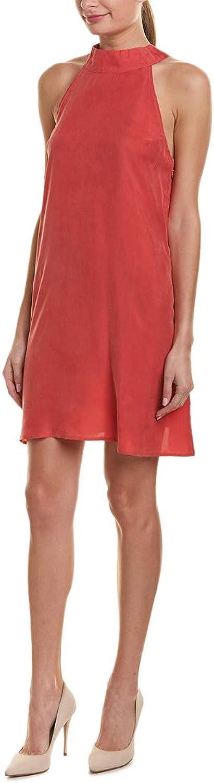 1.STATE Womens Halter Shift Mini Dress