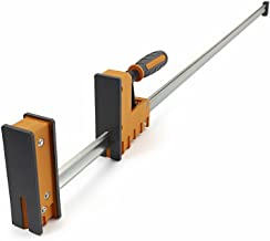 """Bora 24"""" Parallel Clamp, Woodworking Clamp with Rock-Solid, Even Pressure 