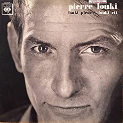 Pierre Louki : Louki pleure - Louki rit disque CBS S 62 778