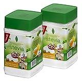 Castelló Since 1907 Edulcorante Stevia + Eritritol 1:1 - Paquete de 2 x 300 gr - Total: 600 gr