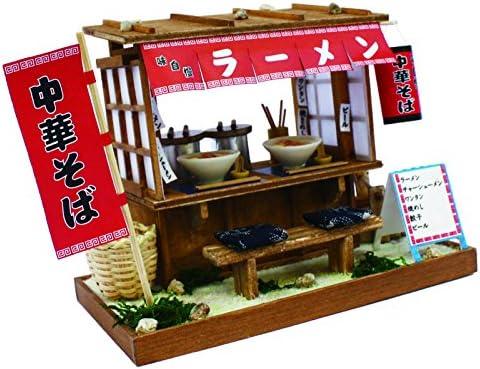 ビリー 手作りドールハウスキット 昭和屋台キット ラーメン屋 8535