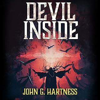Devil Inside: A Quincy Harker, Demon Hunter Novella audiobook cover art