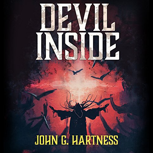 Devil Inside: A Quincy Harker, Demon Hunter Novella audiobook cover art