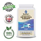 Glucosamina para perros y gatos 120 comprimidos - Vitaminas para el alivio del dolor en las articulaciones con condroitina - Suplemento natural Ayuda para el cuidado de mascotas para la movilidad