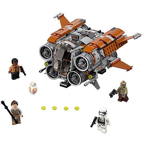 Vaisseau Quadjumper de Jakku LEGO Star Wars 75178 - 457 Pièces - 6