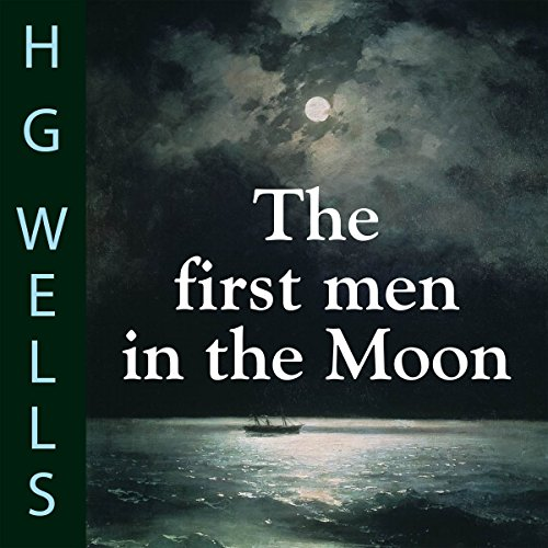 The First Men in the Moon cover art