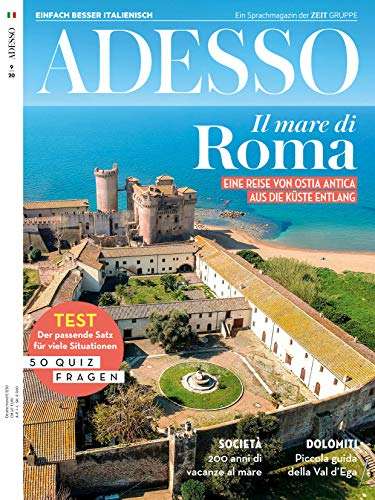 """Adesso - Italienisch lernen 9/2020 \""""Roma\"""""""