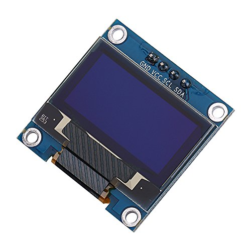 2,4 cm I2 C IIC SPI serielle 128 x 64 ssd1306 OLED LCD Display Modul 4 Pin für 51 Serie MSP430 STM32