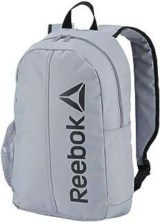 Reebok Sport and Outdoor Backpacks for Unisex, Grey, DU2883