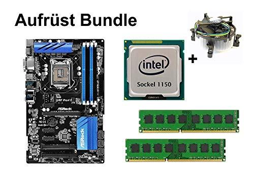 Aufrüst Bundle - ASRock H97 Pro4 + Intel Core i5-4590S + 8GB RAM