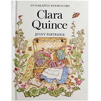 Hardcover Clara Quince Book