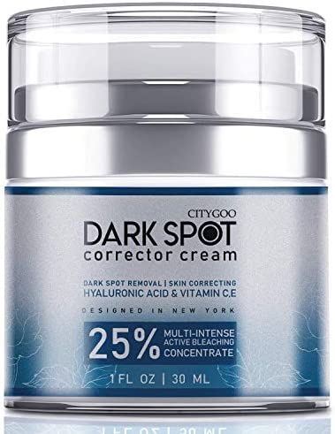 CITYGOO Dark Spot Corrector Cream for Face and Body Natural Ingredient 4 Butylresorcinol Kojic product image
