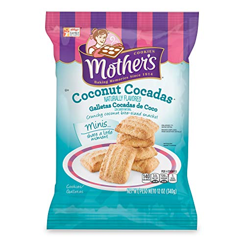 Mother's Coconut Cocadas, 12 Ounce, Pack of 12