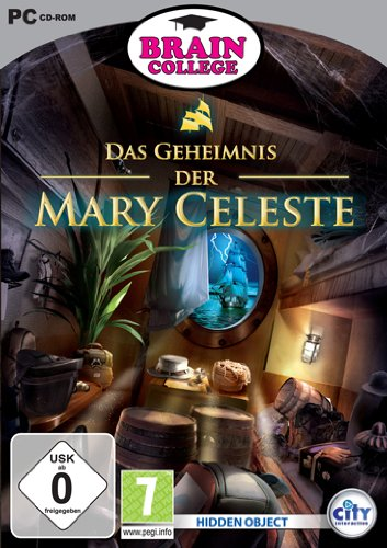 Brain College: Das Geheimnis der Mary Celeste