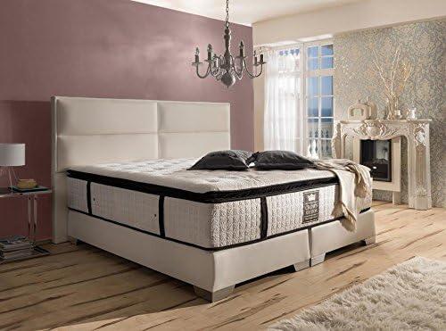 Schlichter Möbel Cama con somier Cama Preston Deluxe ...