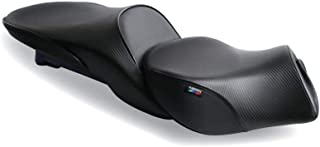Sargent World Sport Performance Two-Piece Seat (Black Welt) for 14-18 BMW R1200RT