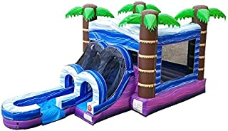 Best cheap commercial inflatable water slides for sale Reviews