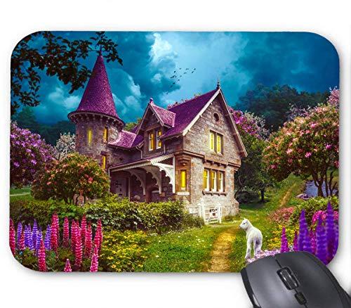 Gartenhaus Malerei Mauspad