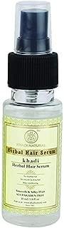khadi herbal hair serum