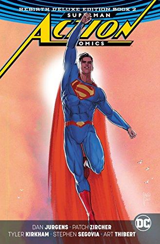 SUPERMAN ACTION COMICS REBIRTH DLX COLL HC 02